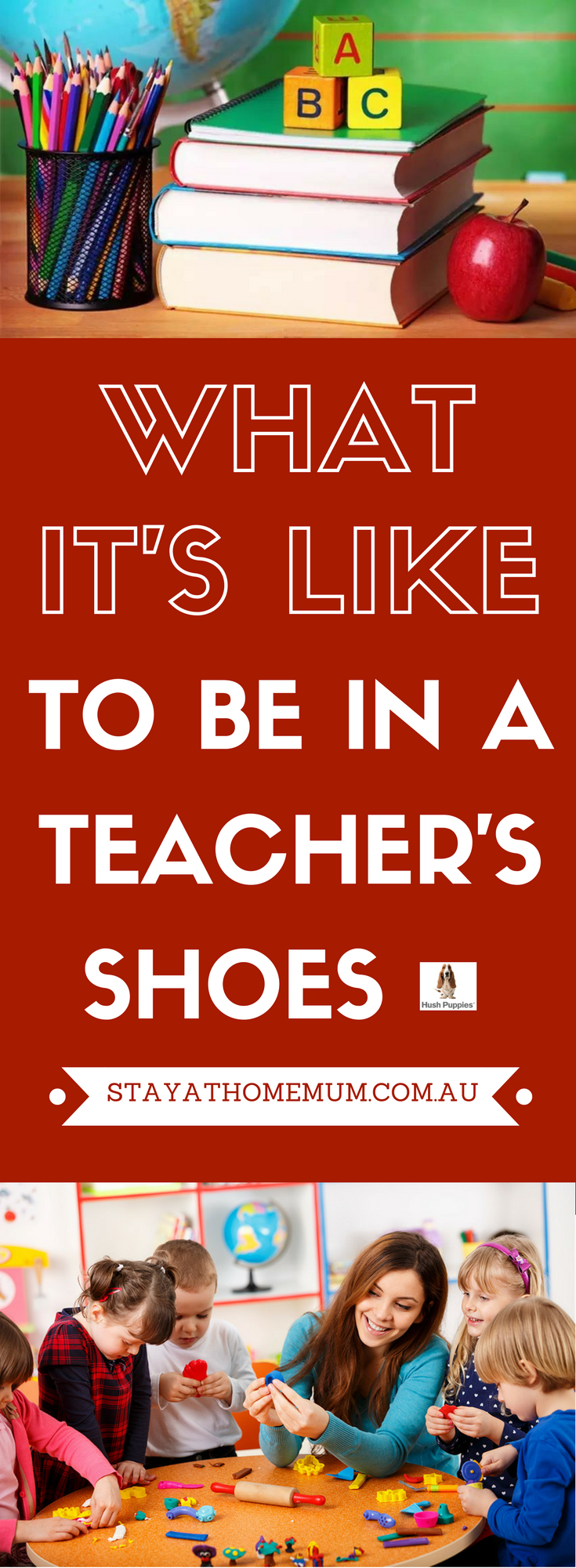 What It's Like To Be In A Teacher's Shoes