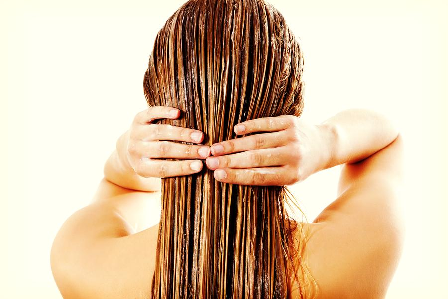 10 Ways to Transform Frizzy Hair into Cascading Shiny Tresses   Stay At Home Mum