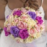 bigstock Bridal Colorful Bouquet Flower 265697449 | Stay at Home Mum.com.au