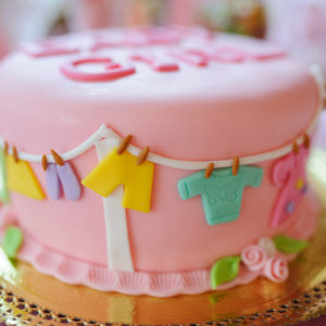 50+ Gorgeous Baby Shower Cakes