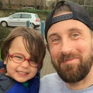 Dad's Touching Post About Life Lessons After His Three-Year-Old Son Died