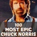 100 Most Epic Chuck Norris Jokes