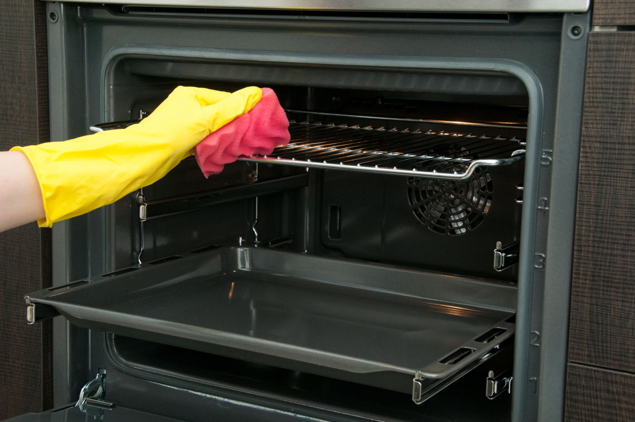 ways to clean your oven | Stay at Home Mum
