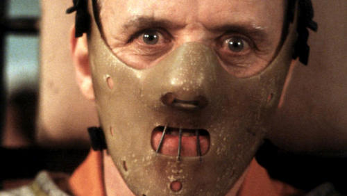 What does Hannibal Lecter say when he first meets Clarice Starling?