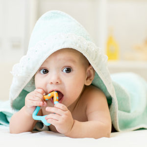Is My Baby Teething? Yeah, Maybe, Um…I'm Not Really Sure!