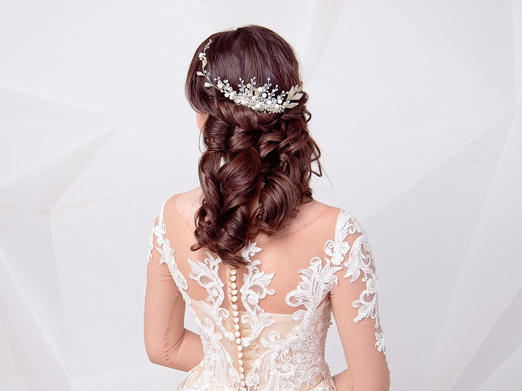 80+ Bridal Hairstyles for Your Big Day