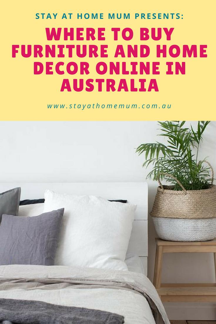 Where To Buy Furniture And Home Decor Online In Australia Stay At Home Mum