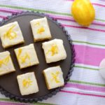 lemon and coconut slice | Stay at Home Mum