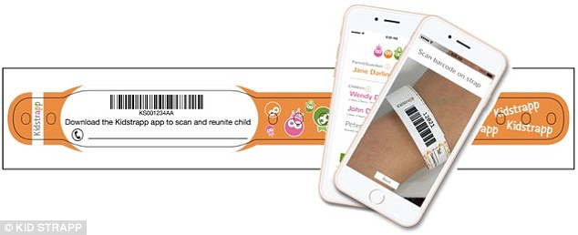 Mum Invents Digital Tag For Kids To Wear To Help Parents Locate If They Go Missing | Stay at Home Mum
