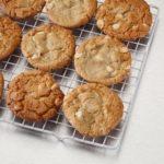 white choc chip macadamia cookie | Stay at Home Mum