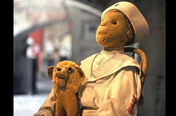 Robert, The Most Haunted Doll In The World…