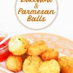 Zucchini and Parmesan Balls