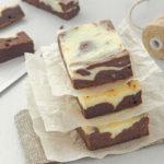 chocolate cheesecake brownies | Stay at Home Mum