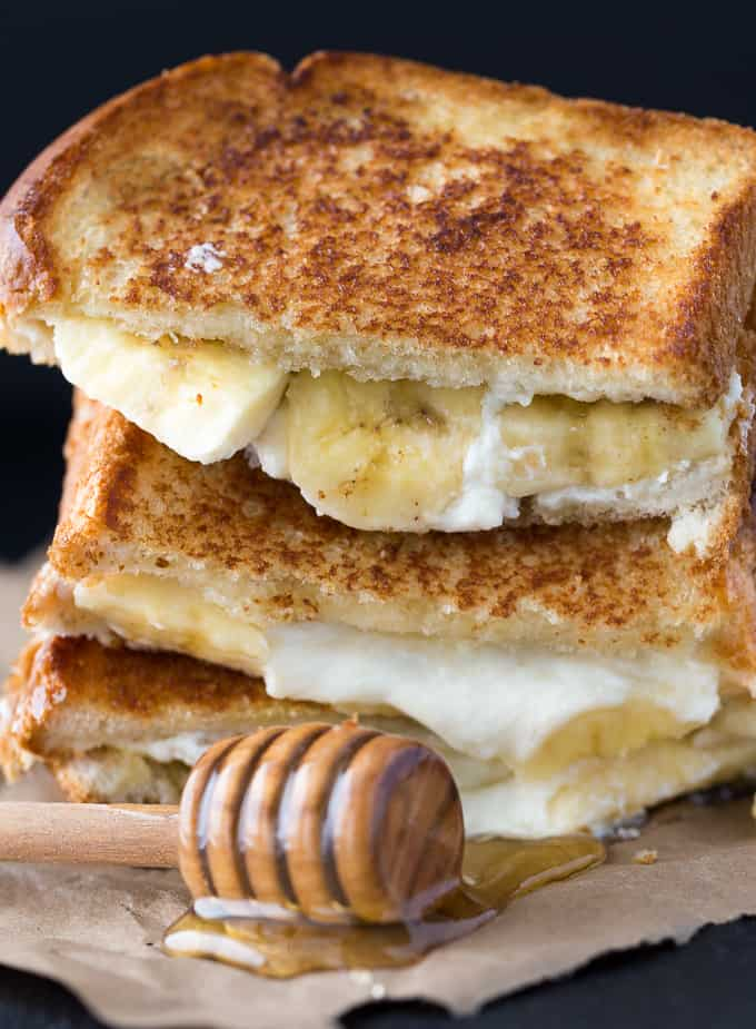 dessert grilled cheese 4a 1 | Stay at Home Mum.com.au