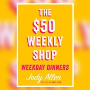Feed Your Family for Only $50/Week – It's Possible!