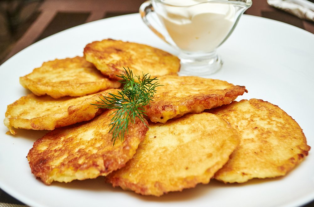 Potato Pancakes | Stay At Home Mum