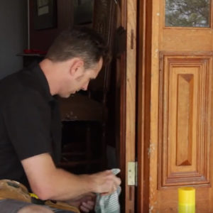 The Quick And Easy Way To Fix A Squeaky Door