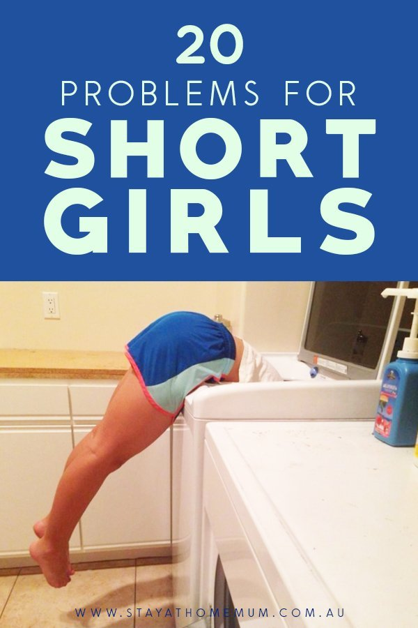 20 Problems for Short Girls