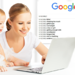 12 Weird Things New Parents Google | Stay At Home Mum