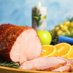 bigstock Delicious Ham Served On Wooden 324466810   Stay at Home Mum.com.au