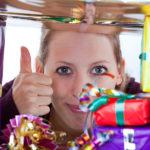 bigstock Pretty Woman Lifts Thumb Up 37808044 | Stay at Home Mum.com.au