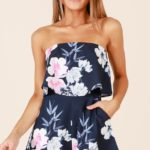 cool breeze playsuit in navy floral tn | Stay at Home Mum.com.au