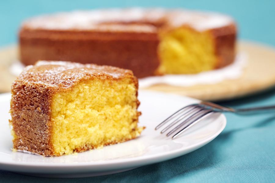 rosies custard cake | Stay at Home Mum