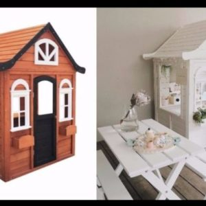 Clever Parents Create Amazing Cubby Hacks From $199 Kmart Cubby House