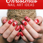 23 Christmas Nail Art Ideas