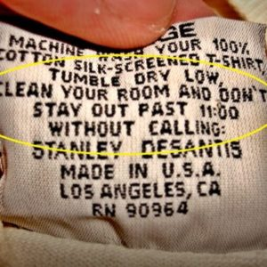 30+ of the Funniest Clothing Tags Ever