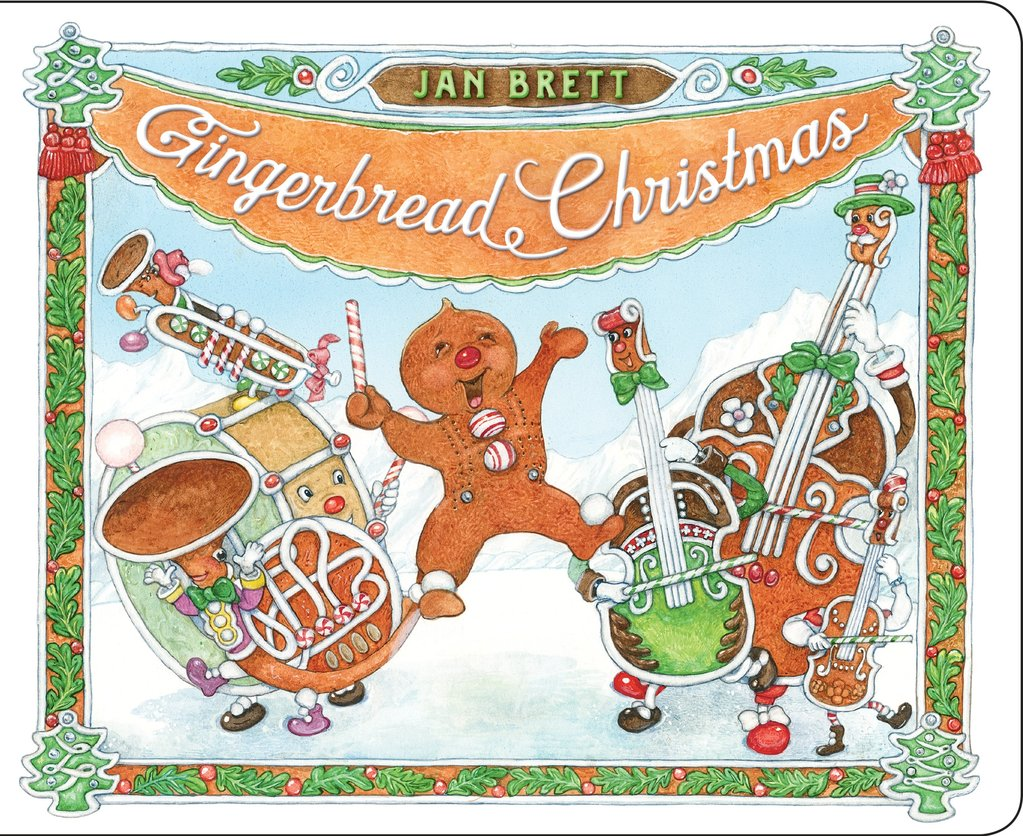 Gingerbread Christmas   Stay At Home Mum