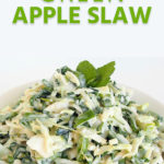 Green Apple Slaw