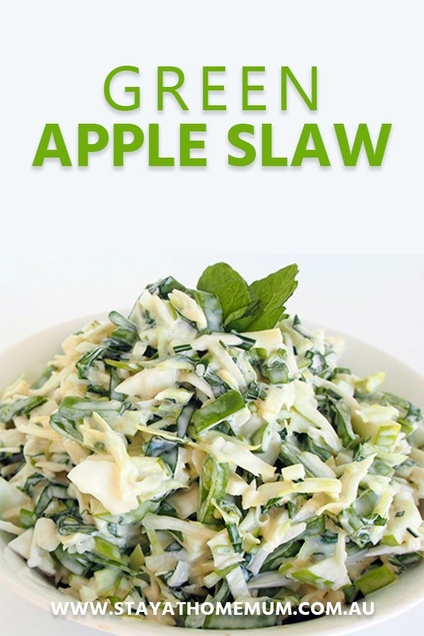 Green Apple Slaw
