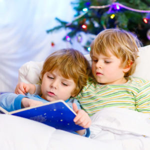 Book Advent Calendar: 24 Christmas Books For Kids