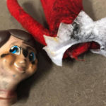 Hilarious Moment Mum Accidentally Burns Elf On The Shelf In The Oven