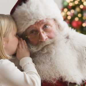 What To Do When Your Child 'Questions' You About Santa Claus