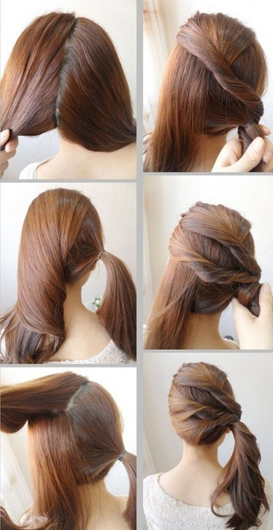 24 Quick And Easy Back To School Hairstyle Tutorials | Stay At Home Mum