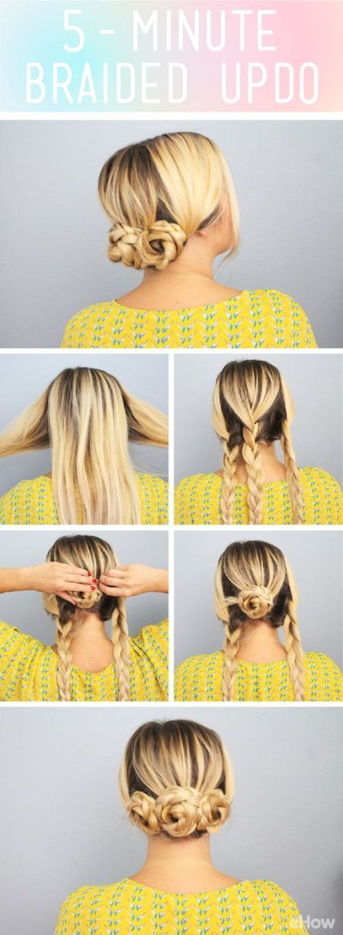 24 Quick and Easy Back-to-School Hairstyle Tutorials | Stay At Home Mum