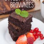 Gluten-Free Sweet Potato Brownies