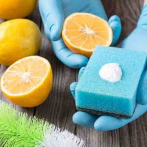 How to Clean the Entire House For Under $3 Worth of Cleaning Products