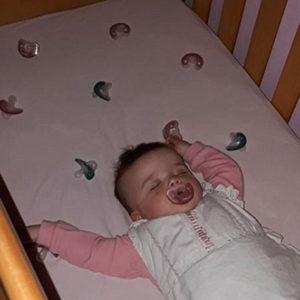 Mum's Trick To Get Her Baby To Sleep Through The Night Is Pure Genius!
