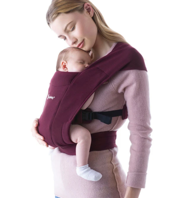 Ergobaby Embrace Baby Carrier   Stay At Home Mum