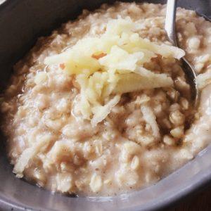 Warming Chai Porridge