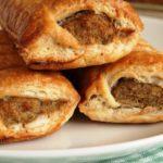Pork Apple Sausage Rolls   Stay at Home Mum.com.au