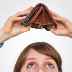 bigstock Woman Holding An Empty Wallet 184331641 | Stay at Home Mum.com.au