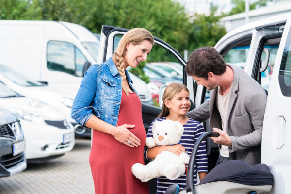 10 Things to Consider When Buying a Family Car