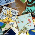 DIY Wallpaper Coasters 1024x685 | Stay at Home Mum.com.au
