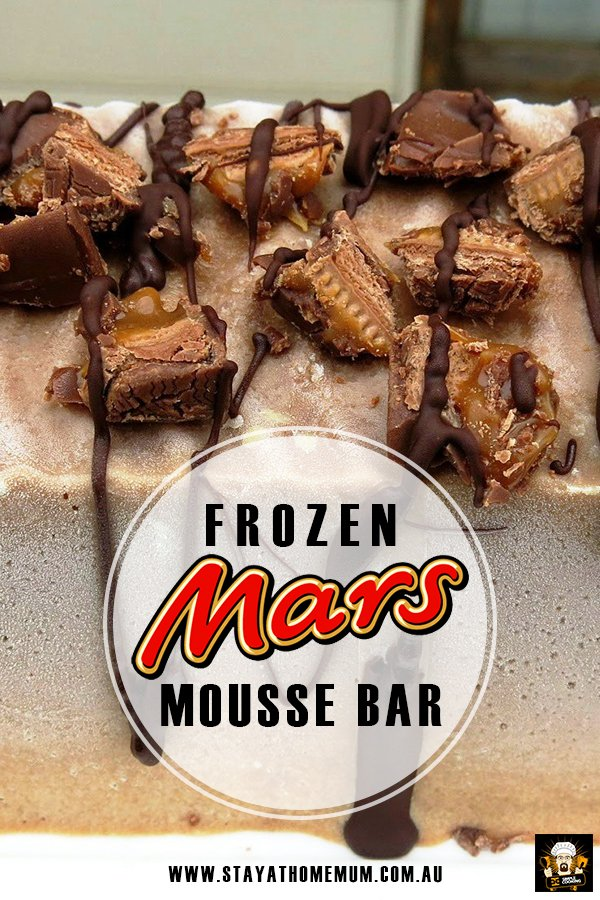 Frozen Mars Mousse Bar