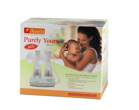 ameda purely yours electric portable breast pump by ameda e1598443654951 | Stay at Home Mum.com.au