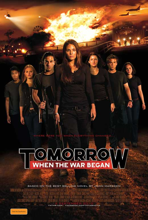 Tomorrow When the War Began (2010) | Stay At Home Mum
